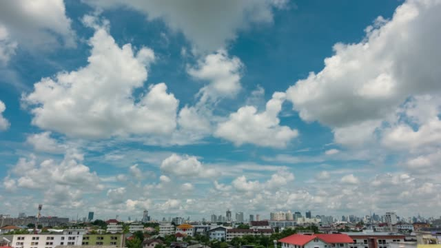 clear blue sky with cloud scape. - clear sky stock videos & royalty-free footage