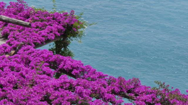 Clear blue water, Costiera Amalfitana (Amalfi Coast), UNESCO World Heritage Site, Province of Salerno, Campania, Italy, Europe