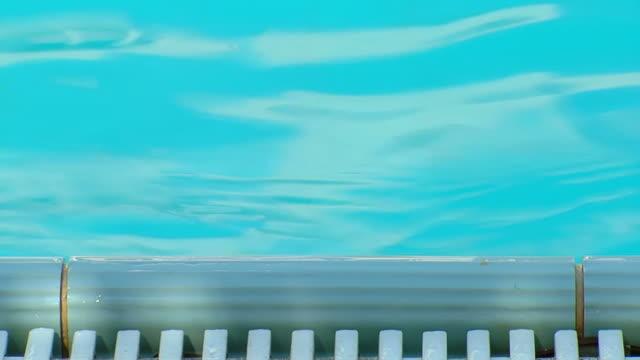 Clear water pool-Hintergrund
