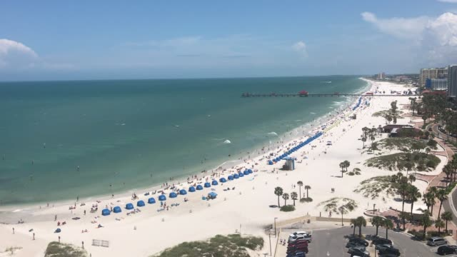 Clearwater Beach Florida Video