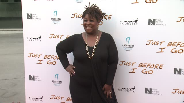cleo king at the just before i go los angeles premiere at arclight cinemas on april 20 2015 in hollywood california - arclight cinemas hollywood stock videos & royalty-free footage