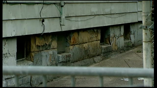 Ariel Castro makes first court appearance Windows of basement of house