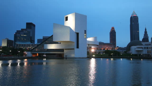 cleveland ohio - cleveland ohio stock videos and b-roll footage