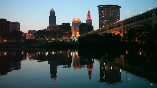 cleveland - cleveland ohio stock videos & royalty-free footage