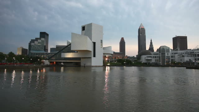 cleveland - cleveland stock videos and b-roll footage