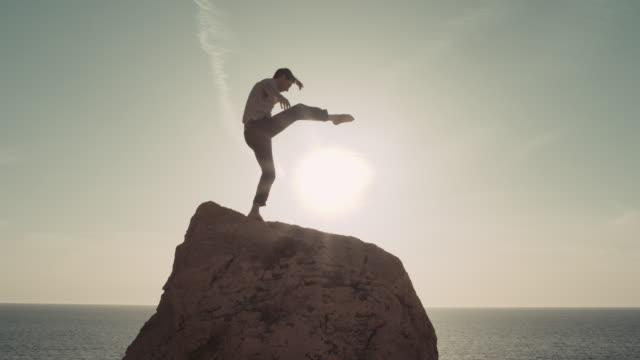 Cliff Dancer