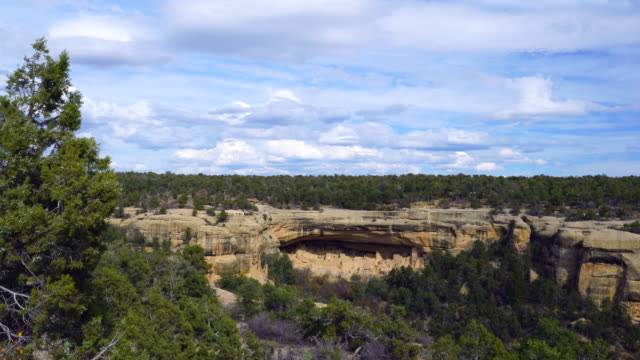 Cliff Palace, Mesa Verde National Park, Unesco World Heritage, Colorado, Usa, North America, America