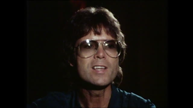 cliff richard interview with donnie sutherland re christianity religion and concerts - cliff richard stock videos and b-roll footage