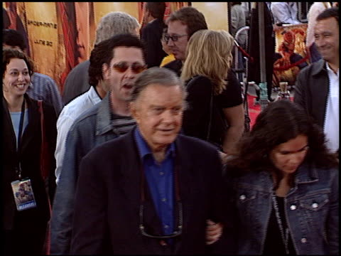 cliff robertson at the 'spider-man 2' premiere on june 22, 2004. - house spider stock videos & royalty-free footage