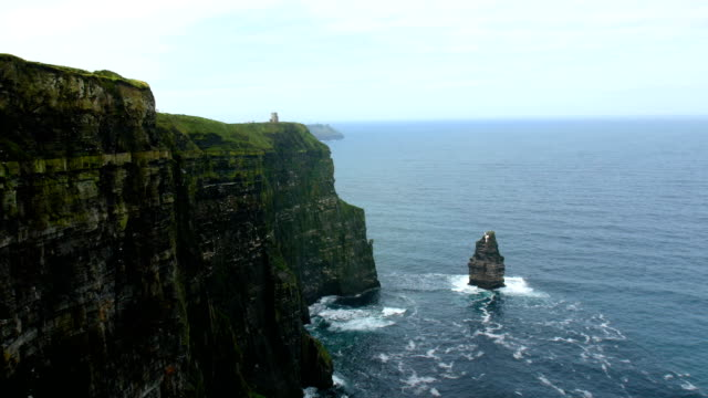 Cliffs of Moher on summer day, Ireland