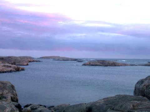 Cliffs Smogen Bohuslan Sweden.
