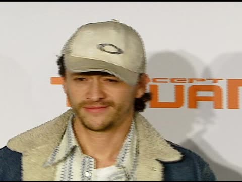 Clifton Collins Jr at the US Premiere of Concept Car Tiguan Presented By Volkswagen at Raleigh Studios in Hollywood California on November 28 2006