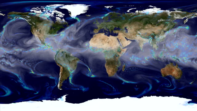 climate change influences and weather - globe navigational equipment stock videos & royalty-free footage