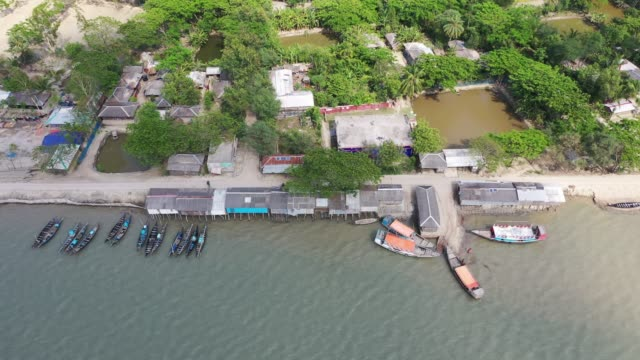 Climate change is sinking islands of Bangladesh