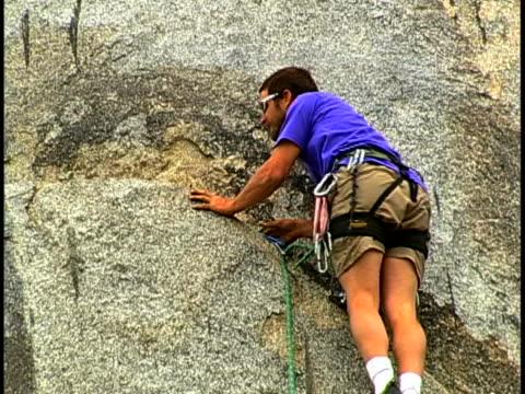 vidéos et rushes de climbing - escalade libre