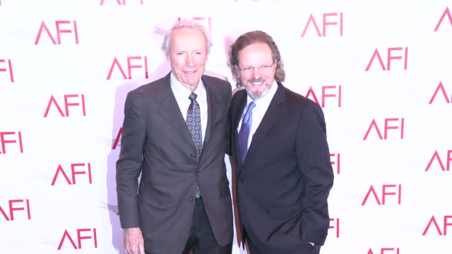 clint eastwood at four seasons hotel los angeles at beverly hills on january 06, 2017 in los angeles, california. - four seasons hotel stock videos & royalty-free footage
