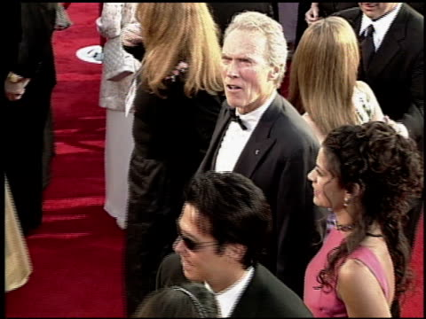 Clint Eastwood at the 2000 Academy Awards at the Shrine Auditorium in Los Angeles California on March 26 2000