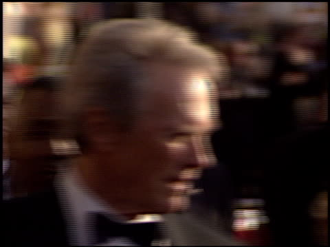 Clint Eastwood at the 2003 Screen Actors Guild SAG Awards at the Shrine Auditorium in Los Angeles California on March 9 2003