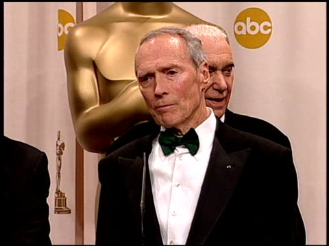 Clint Eastwood 2005