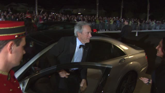 Clint Eastwood at the 21st Annual Palm Springs International Film Festival Opening Night Gala at Palm Springs CA