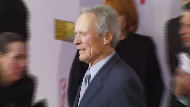 Clint Eastwood at the Broadcast Film Critics Association's 2007 Critic's Choice Awards at Santa Monica Civic Auditorium in Santa Monica California on...