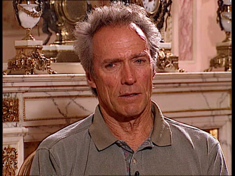 'Unforgiven' INT CMS Clint Eastwood intvwd SOF I only had political aspirations for Carmel and only ran for two years/ I think people who enter...