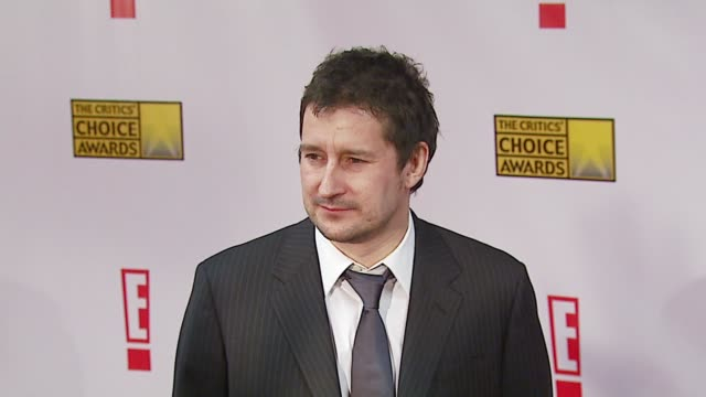 Clint Mansell at the Broadcast Film Critics Association's 2007 Critic's Choice Awards at Santa Monica Civic Auditorium in Santa Monica California on...