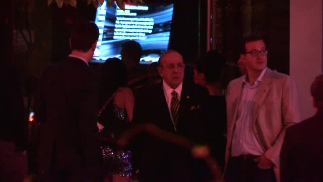 clive davis at boa in west hollywood, 10/19/12 - clive davis stock videos & royalty-free footage