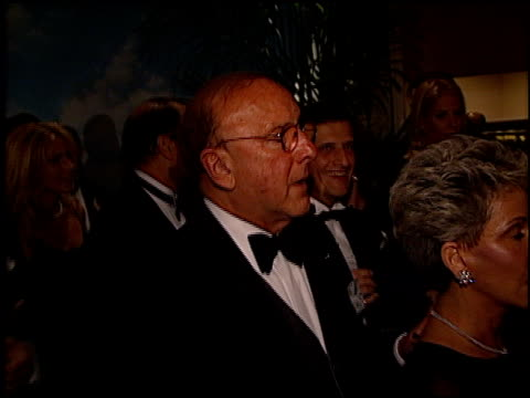 clive davis at the 1998 carousel of hope ball at the beverly hilton in beverly hills, california on october 23, 1998. - clive davis stock videos & royalty-free footage