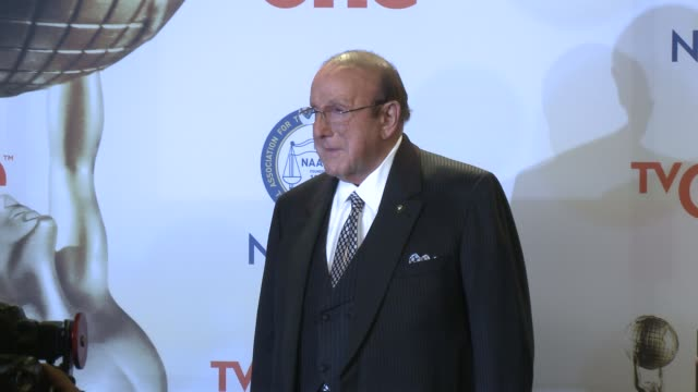 vidéos et rushes de clive davis at the 46th annual naacp image awards press room at pasadena civic auditorium on february 06 2015 in pasadena california - pasadena civic auditorium