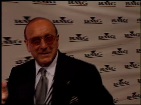 clive davis at the bmg grammy awards party on february 23, 2000. - clive davis stock videos & royalty-free footage