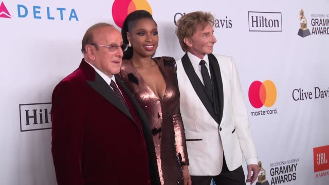CLEAN Clive Davis PreGRAMMY Gala at Sheraton Times Square on January 27 2018 in New York City