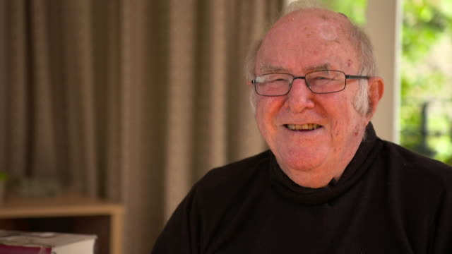 clive james on whether television was better when he was a tv critic in the 1970's - critic stock videos & royalty-free footage