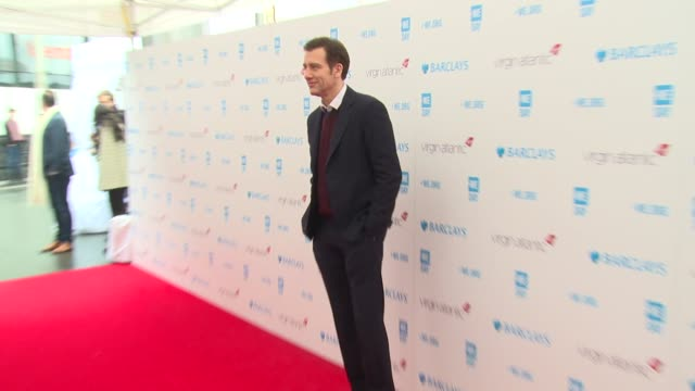clive owen at wembley arena on march 09, 2016 in london, england. - wembley arena stock videos & royalty-free footage