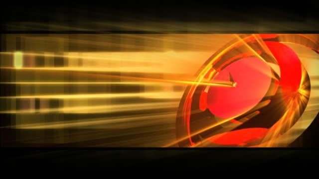 clock 1 hd ntsc - hd format stock videos & royalty-free footage