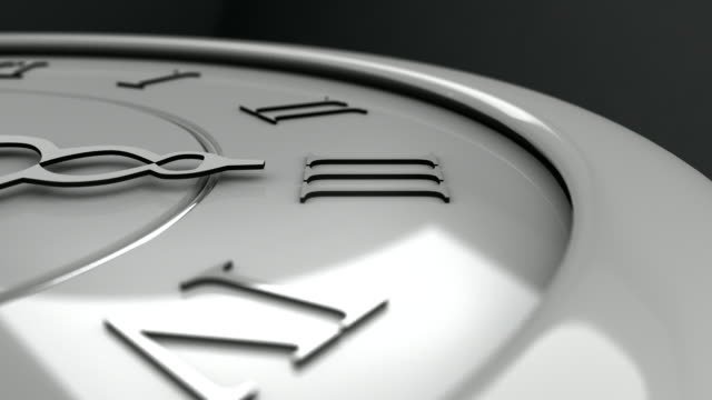 clock animation - number 6 stock videos & royalty-free footage