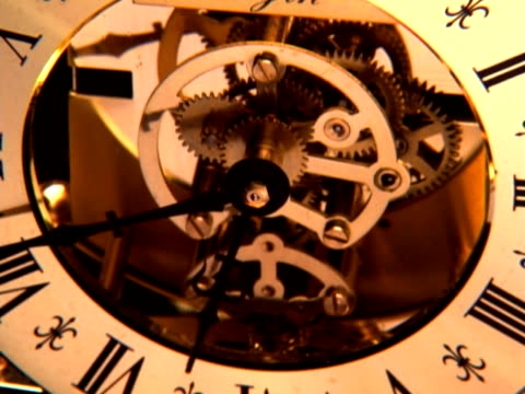 clock face - 真鋳点の映像素材/bロール