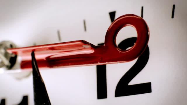 vídeos y material grabado en eventos de stock de mecanismo de reloj - pieza de máquina