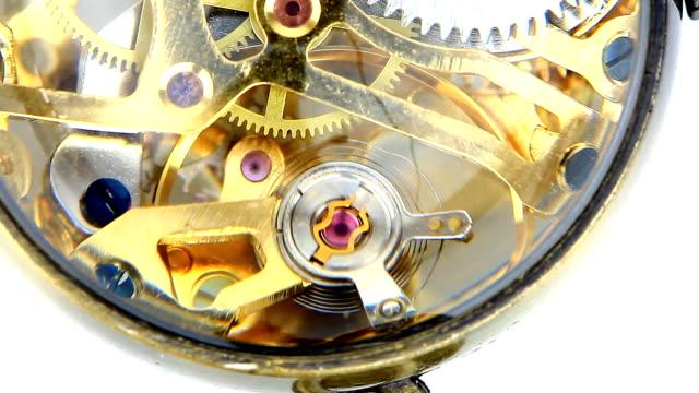 クロック機構 - 大時計点の映像素材/bロール