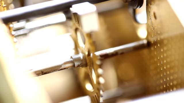 clock mechanism works - precious gemstone stock videos & royalty-free footage