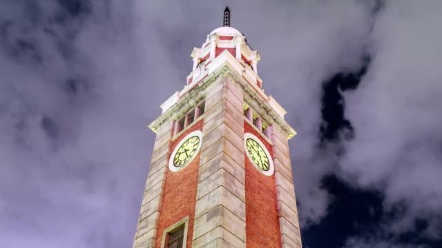 Torre de Relógio Hyperlapse