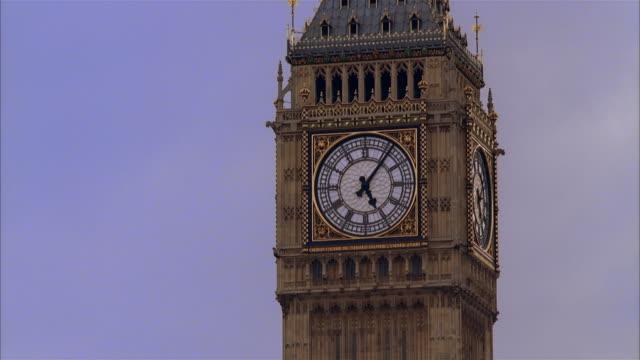 CU, Clock Tower, London England