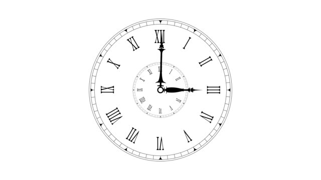 clock - clock face stock videos & royalty-free footage