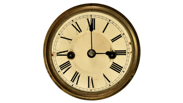 clock - obsolete stock videos & royalty-free footage