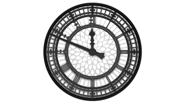 Clockface of Big Ben
