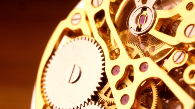 clock's gears macro - ancient stock videos & royalty-free footage