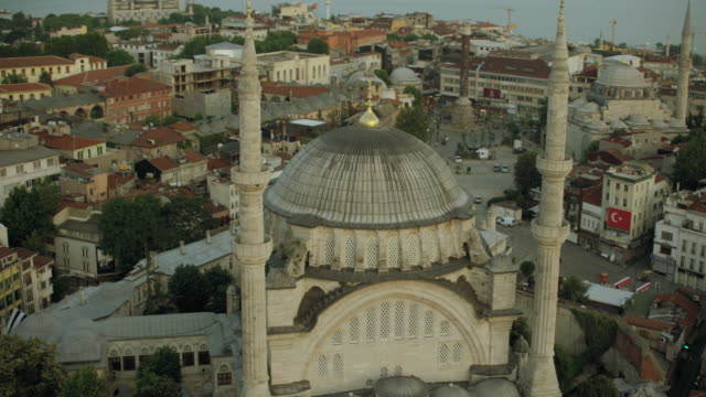 close shot of istanbul mosque - sultanahmet district stock videos and b-roll footage