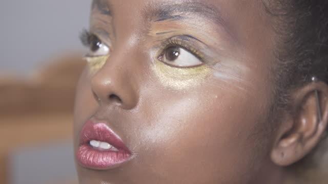 Close Up beauty Make-up