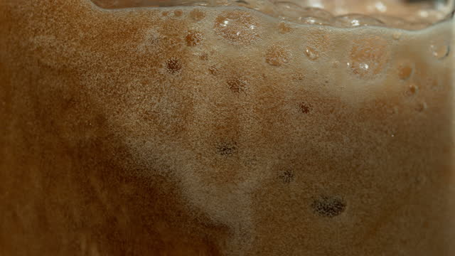close up beer filling glass - abstract backgrounds stock videos & royalty-free footage