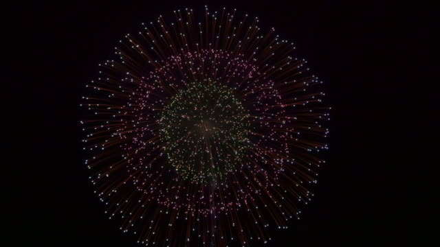 Close up Fireworks